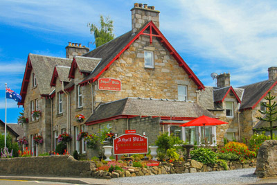 Guest House in Pitlochry